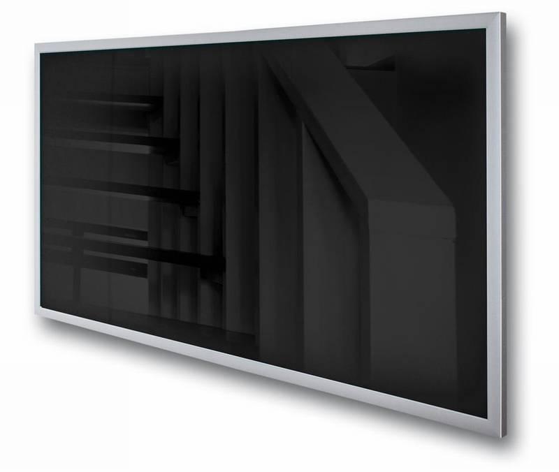 elektrické sálavé topení Ecosun G - Skleněný panel