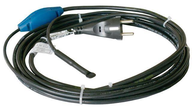 Topný kabel s termostatem