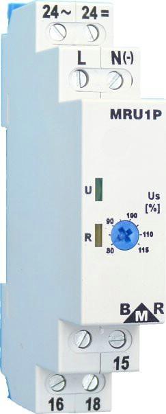 MRU1P - měřící relé