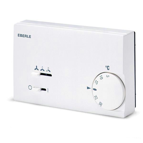 Eberle KLR-E 7009 - termostat pro klimatizace a fan coily