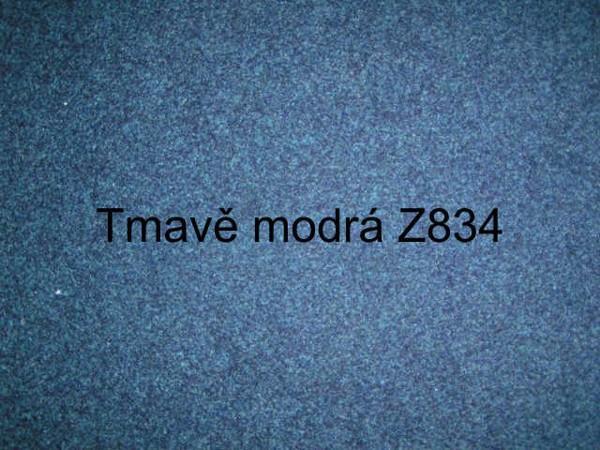 Topný kobereček 40x60 - Modrý Z834