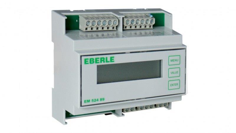 Eberle EM 524 89 - jednozónový regulator pro venkovní aplikace