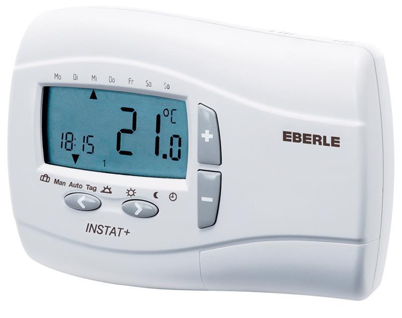 Eberle Instat+ 3R7 - digitální pokojový termostat