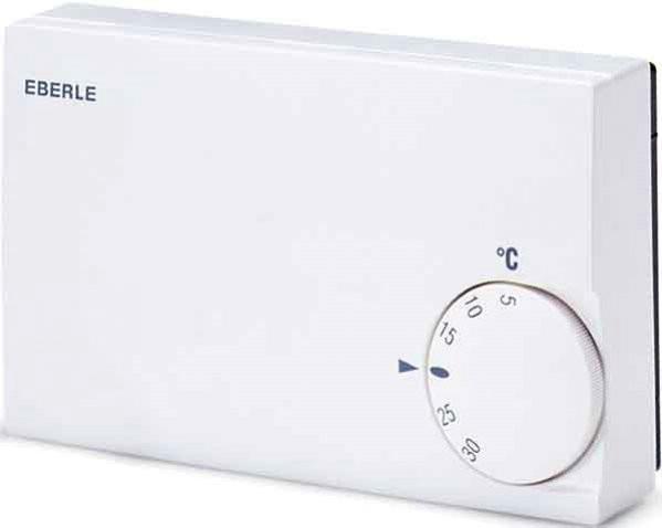 Eberle KLR-E 7201 - termostat pro klimatizace a fan coily