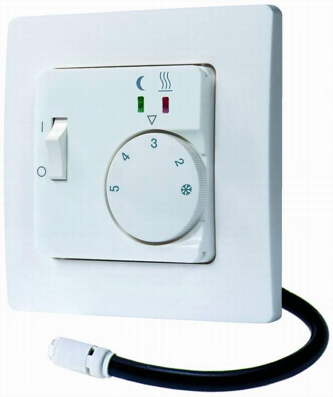 Pokojový termostat Eberle FR-E F2A/50
