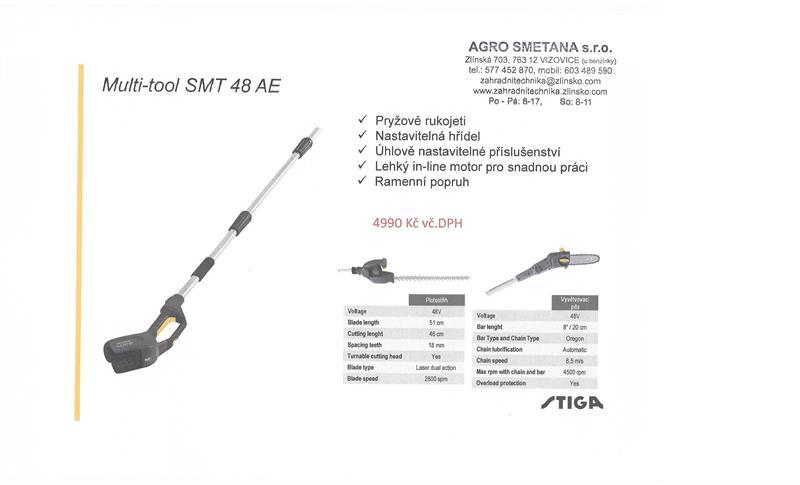 Multi-tool SMT 48 AE