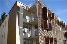 dřevěná okna - apartmány Harrachov