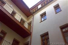 dřevěná okna AZ EKOTHERM - Olomouc ul. Ztracená