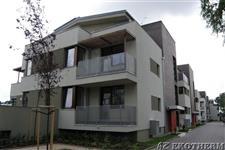 dřevěná eurookna - bytové domy Praha Měcholupy