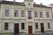 dřevěná eurookna - bytový dům Praha - Uhříněves