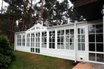 Realizace zimní zahrady AZ EKOTHERM na okraji Prahy