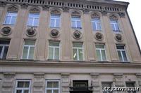 špaletová okna Praha, ul. Kateřinská - AZ EKOTHERM