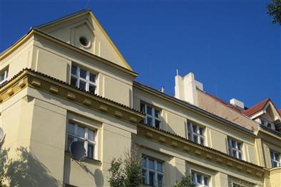 špaletová okna Praha, ul. Václavkova - AZ EKOTHERM
