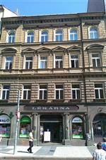 špaletová okna AZ EKOTHERM - Praha, ul. Jugoslávská