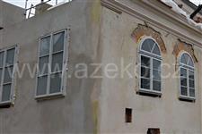 špaletová okna na rodný dům Ferdinanda Porsche Vratislavice nad Nisou