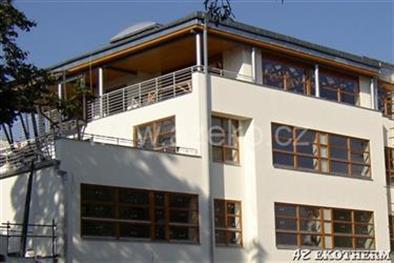 dřevěná okna AZ EKOTHERM - SPŠ Šumperk