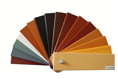Glaze colours - AZ EKOTHERM