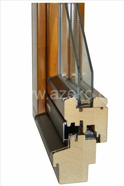 Dřevěné okno IV68