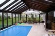 zimní zahrady AZ EKOTHERM - zastřešení bazénu