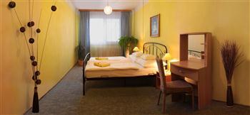 apartmá - ložnice