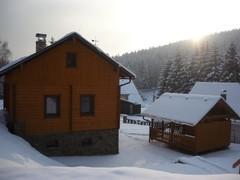 Chata Slunce - Zima - Jeseníky