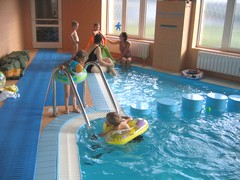 Aquacentrum - bazén - Jeseníky