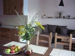 Chata Slunce - kuchyň - Jeseníky