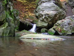 Rešovské vodopády