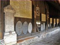 Dřevěný kostelík