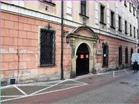Budova muzea z ulice