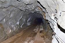 Trasa v podzemí - začátek