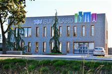 Vstupní budova Mini euroladnu