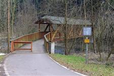 Druhý most na trase mezi Peklem a Náchodem