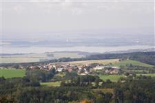 Přibyslav a přehrada Rozkoš