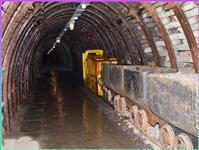 V podzemí dolu