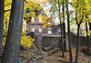 Starý Ksiaž je zřícenina hradu