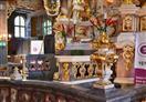 Spodní část oltáře
