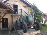 Traktor URSUS či LANZ BULDOK