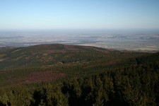 pohled na polská jezera