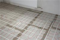 podlahové topení – rekonstrukce