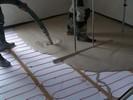 Podlahové topení - anhydrit