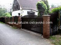 posuvná brána Karviná