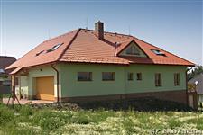 rodinný dům Šumperk