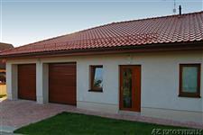 dřevěná okna, vchodové dveře a garážová vrata AZ EKOTHERM