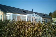Zimní zahrada AZ Ekotherm nedaloko Znojma realizovaná v roce 2018