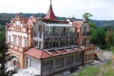 Zimní zahrada AZ Ekotherm realizovaná v roce 2018 v Praze Troji
