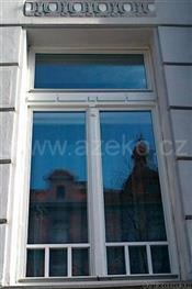 Špaletová okna AZ EKOTHERM Praha - Vršovice