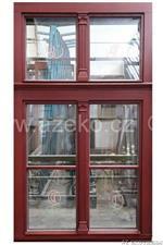 špaletové okno AZ EKOTHERM