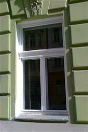 špaletová okna Praha - Nusle, AZ EKOTHERM