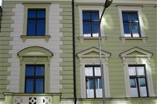 špaletová okna AZ EKOTHERM - Praha 8, ulice Světova